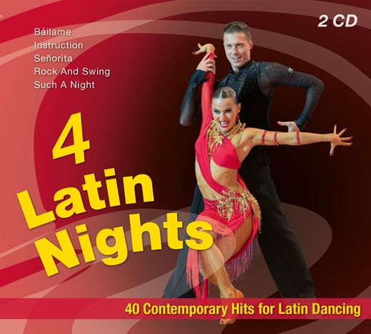 Latin Nights 4 UUTUUS