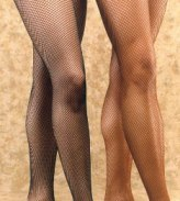 Capezio Adult Professional Fishnet Seamless Tight