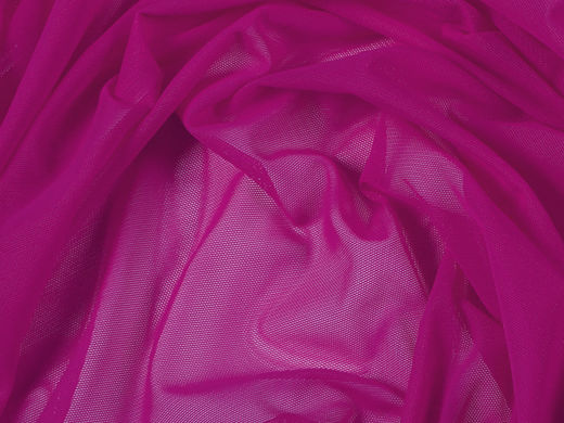 Stretch net  Fuchsia Pink