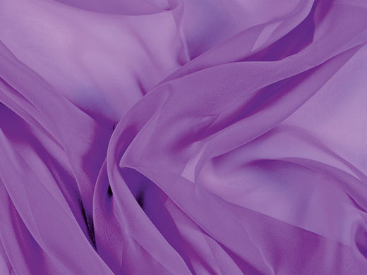 Luxury Georgette Lilac Dream