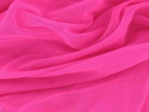 Stretch net Electric Pink