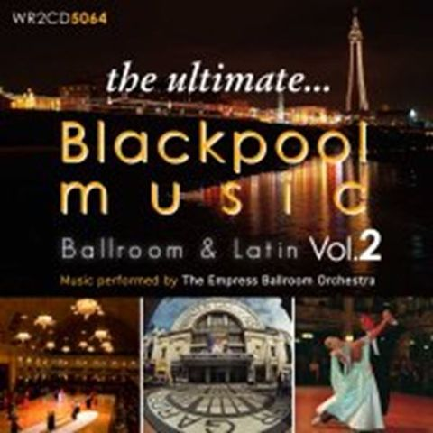 Ultimate Blackpool music sarja